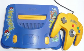 nintendo-64-pokeman-console-loose