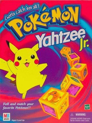 Edizione Yahtzee Jr.